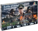 Italeri 1/72 – WWII 1940 Battle of Arras Rommel`s Offensive Diorama Set