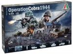 Italeri 1/72 – Operation Cobra 1944 Diorama Set