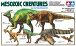Tamiya Dinosaurs 1/35 – Mezozoic Creatures Set