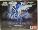 Bandai Saint Cloth Myth – God Cloth Pegasus Seiya (10th)