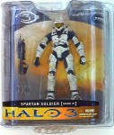 McFarlane Toys Halo 3 – Spartan Soldier MK VI White