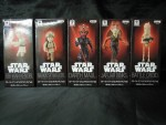 Banpresto WCF Star Wars – Volume 6 (set of 5)