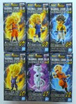 Banpresto WCF DB Legends Collab – Volume 2 (set of 6)