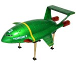 Revoltech Sci Fi 044EX – Thunderbird 2 Metallic