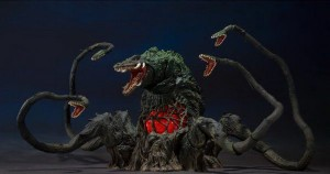 SHMonsterArts Godzilla Vs Biollante – Biollante Special Color Edition