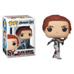 Funko POP! Marvel Avengers Endgame – Black Widow (Suit Ver)