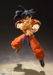 Bandai SHFiguarts – Son Goku (Raised on Earth)