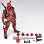 Kaiyodo Amazing Yamaguchi 001 – Deadpool