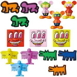 Medicom Mini VCD – Keith Haring #2 (box of 15)