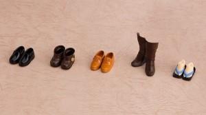 GSC Nendoroid Doll – Shoes Set 03