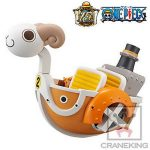 Banpresto Mega WCF One Piece – Mini Merry