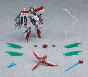 GSC Moderoid Shinkansen Henkei Robo Shinkalion – Shinkalion 800 Tsubame