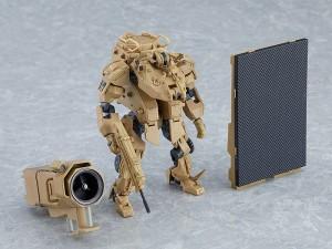 GSC Moderoid Obsolete 1/35 USMC Exoframe – Anti-artillery Laser System
