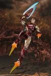 SHFiguarts Avengers Endgame – Iron Man MK 85 (Final Battle)