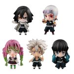 Demon Slayer Mascot – Tanjiro and the Hashiras (Set B)
