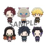 Chokorin Mascot – Demon Slayer (box of 6)