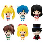 Chokorin Mascot – Sailor Moon (Full Set)