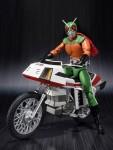 Bandai SHFiguarts – Masked Rider Skyrider & Sky Turbo