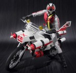 Bandai SHFiguarts – Masked Rider X & X Cruiser