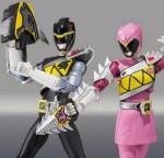 SHFiguarts – Kyoryu Black & Kyoryu Pink