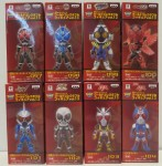 Banpresto WCF – Masked Rider Volume 13 (set of 8)
