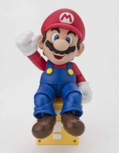 SHFiguarts Super Mario – Mario