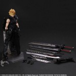 Play Arts Kai FF7 AC – Cloud Strife
