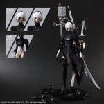 Square Enix Play Arts Kai – YoRHa no 2 Type B (DX Ver)