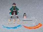 Max Factory Figma Demon Slayer – Tanjiro Kamado DX ver