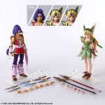 Square Enix Bring Arts Trials of Mana – Hawkeye & Riesz