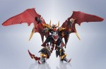 Metal Robot Spirits – Satan Gundam Monster Black Dragon (Real Type Ver)