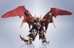 Metal Robot Spirits – Satan Gundam Monster Black Dragon (Real Type Ver)