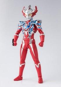 SHFiguarts – Ultraman Taiga Tri Strium