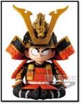 DB Japanese Armor & Helmet Figure – Son Goku Ver A