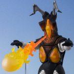 SHFiguarts – Zetton Trillion Degrees Fireball