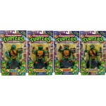 Playmates – TMNT Cartoon 90 (set of 4) *new, misb