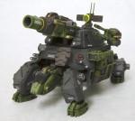 Kotobukiya HMM 1/72 Zoids – RMZ-27 Cannon Tortoise