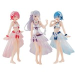 Gashapon Portraits – Re Zero Special Set (Set of 3)