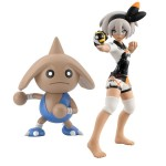 Pokemon Scale World – Galar Bea & Hitmontop
