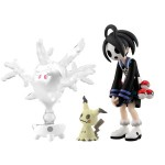 Pokemon Scale World – Galar Allister & Mimikyu & Cursola