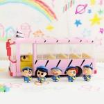 Crayon Shinchan – Futaba Kindergarten Bus