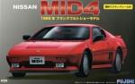 Fujimi 1/24 – Nissan MID4 w/ Window Frame Masking Sticker