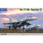 Kitty Hawk 1/48 – Sukhoi SU-27 UB Flanker C