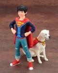 Kotobukiya ArtFX+ DC Universe Super Sons – Jonathan Kent & Krypto