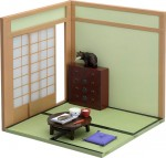 GSC Nendoroid Play Set #02 – Japanese Life Set A – Dining Set