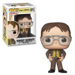Funko POP 871 The Office – Dwight Schrute
