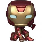 Funko POP Marvel`s Avengers Game – Iron Man