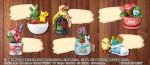 Re-ment Pokemon – Pocket Botanical (box of 6)