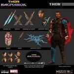 Mezco Thor Ragnarok – Thor