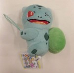 Banpresto Pokemon Sun & Moon Mascot Plush – Bulbasaur